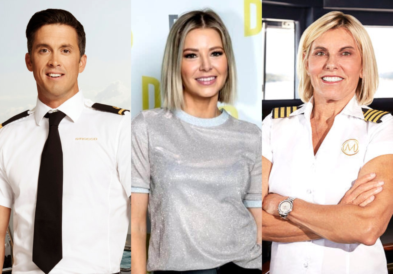 """Below Deck Med Alum Bobby Giancola Reveals He Had """"Huge Crush"""" On Pump Rules Star Ariana Madix And Reveals Surprising Place They Met, Plus He Claims Captain Sandy Unfairly """"Judged"""" Him"""