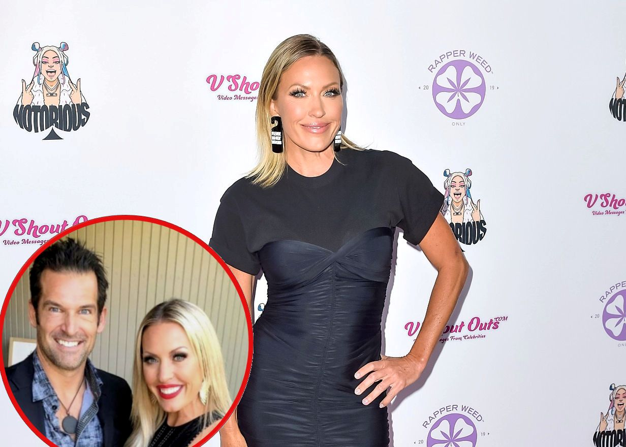 PHOTOS: Braunwyn Windham-Burke Reunites With Ex Sean Amid Trial Separation as Eviction Lawsuit Against RHOC Alums is Dismissed