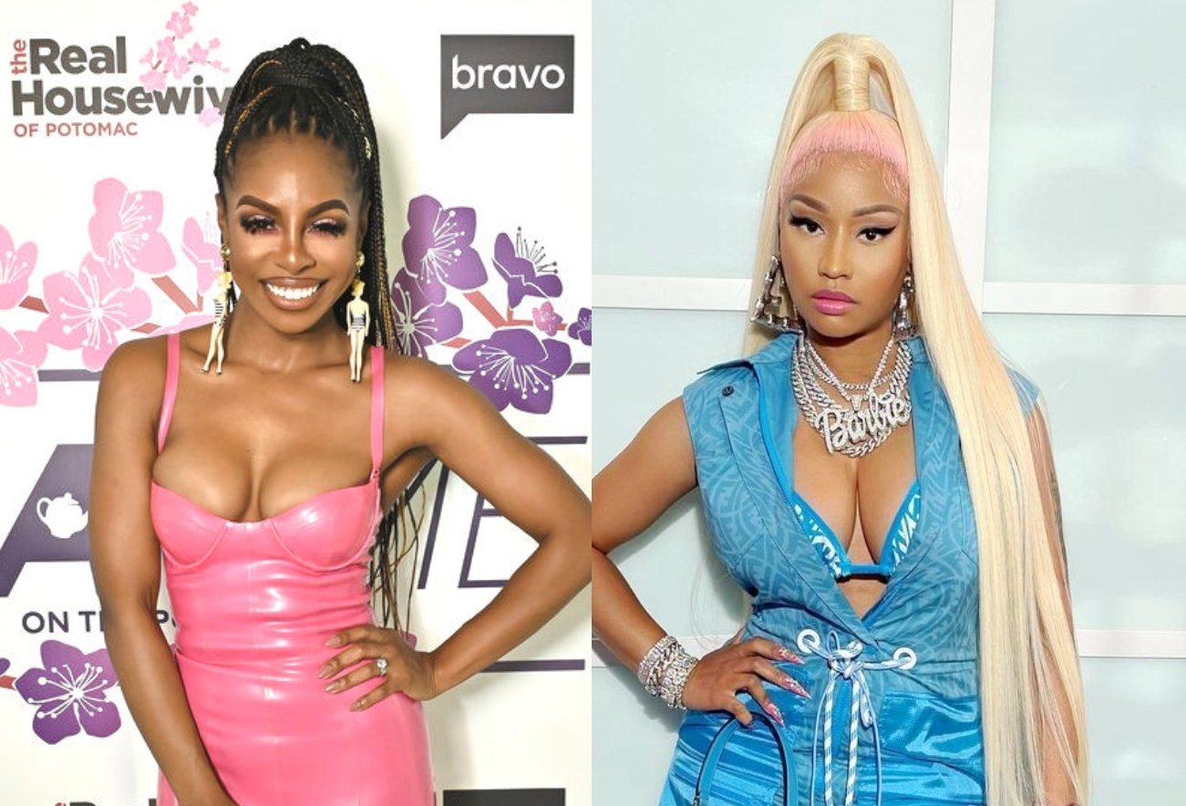 RHOP's Candiace Dillard Reacts to Nicki Minaj's Diss, Slams Ashley as Disloyal, Teases Fight With Mia, and Talks Baby Plans, Plus Live Viewing Thread