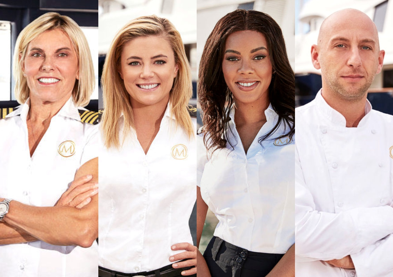 """VIDEO: Watch Below Deck Med Midseason Trailer! Captain Sandy Tells Malia She Can't """"Trust"""" Her as Lexi Goes Off on Chef Mathew and New Stew Delaney Is Introduced"""