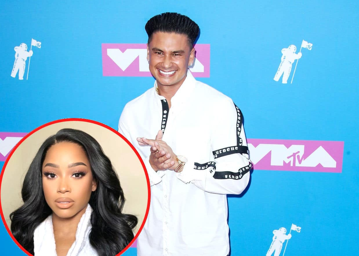 Jersey Shore Star Pauly D Talks Possibility of Marriage to Girlfriend Nikki Hall and Reveals How She Gets Along With His Co-Stars