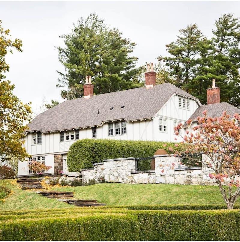 RHONY Dorinda Medley Bluestone Manor Exterior