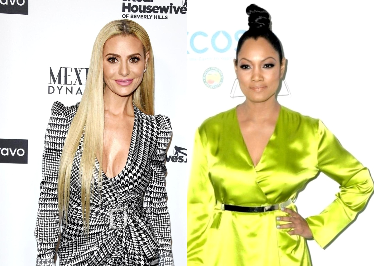 """RHOBH's Dorit Kemsley Says Garcelle Beauvais Was """"Really Sh-tty"""" for Calling Her Out in Front of Erika Jayne as Garcelle Explains Why She Spoke Out"""