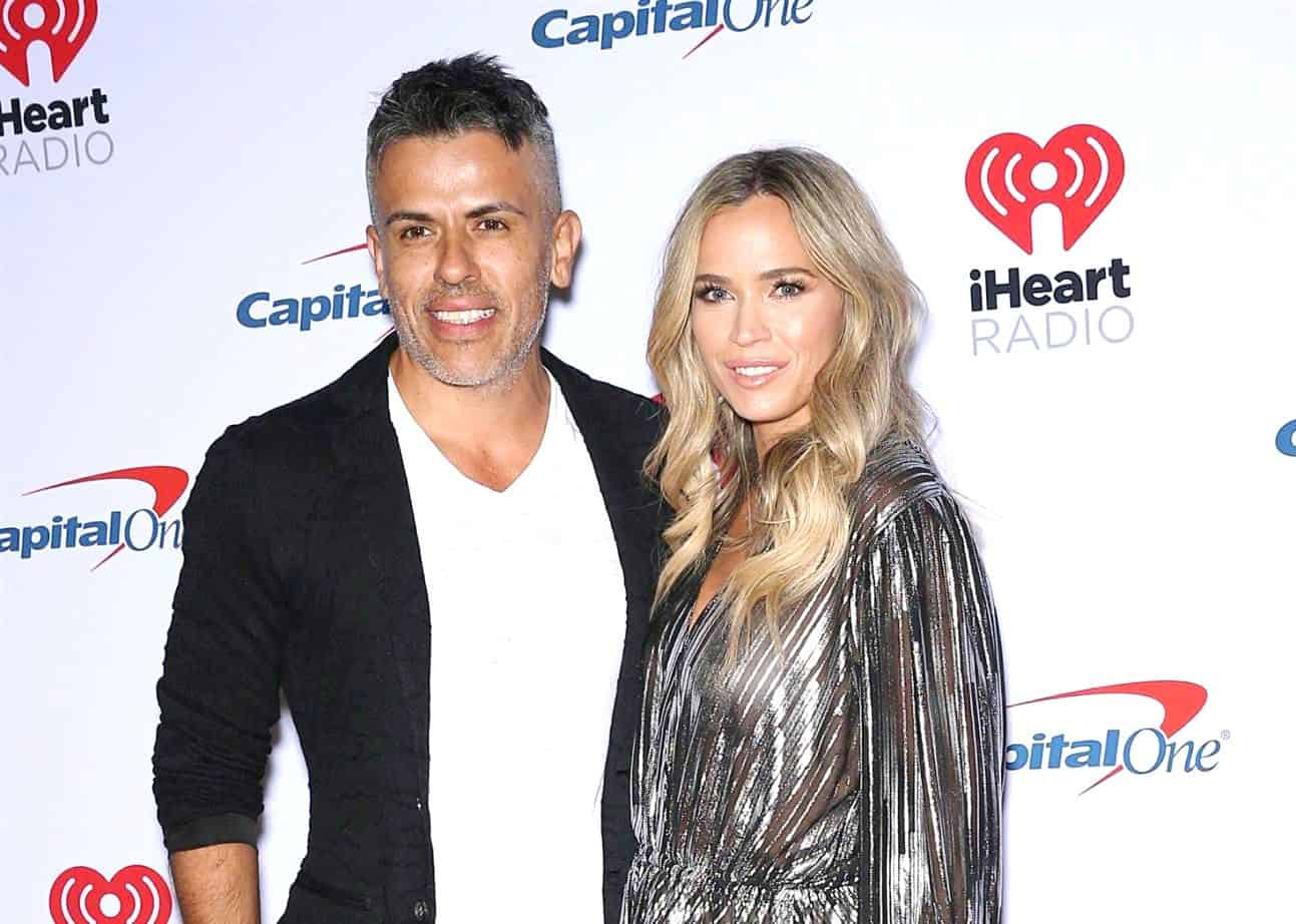 PHOTO: Teddi Mellencamp Says Edwin Regrets Not Getting Vaccinated After They Both Tested Positive for COVID-19 As RHOBH Alum Discusses Their Different Symptoms
