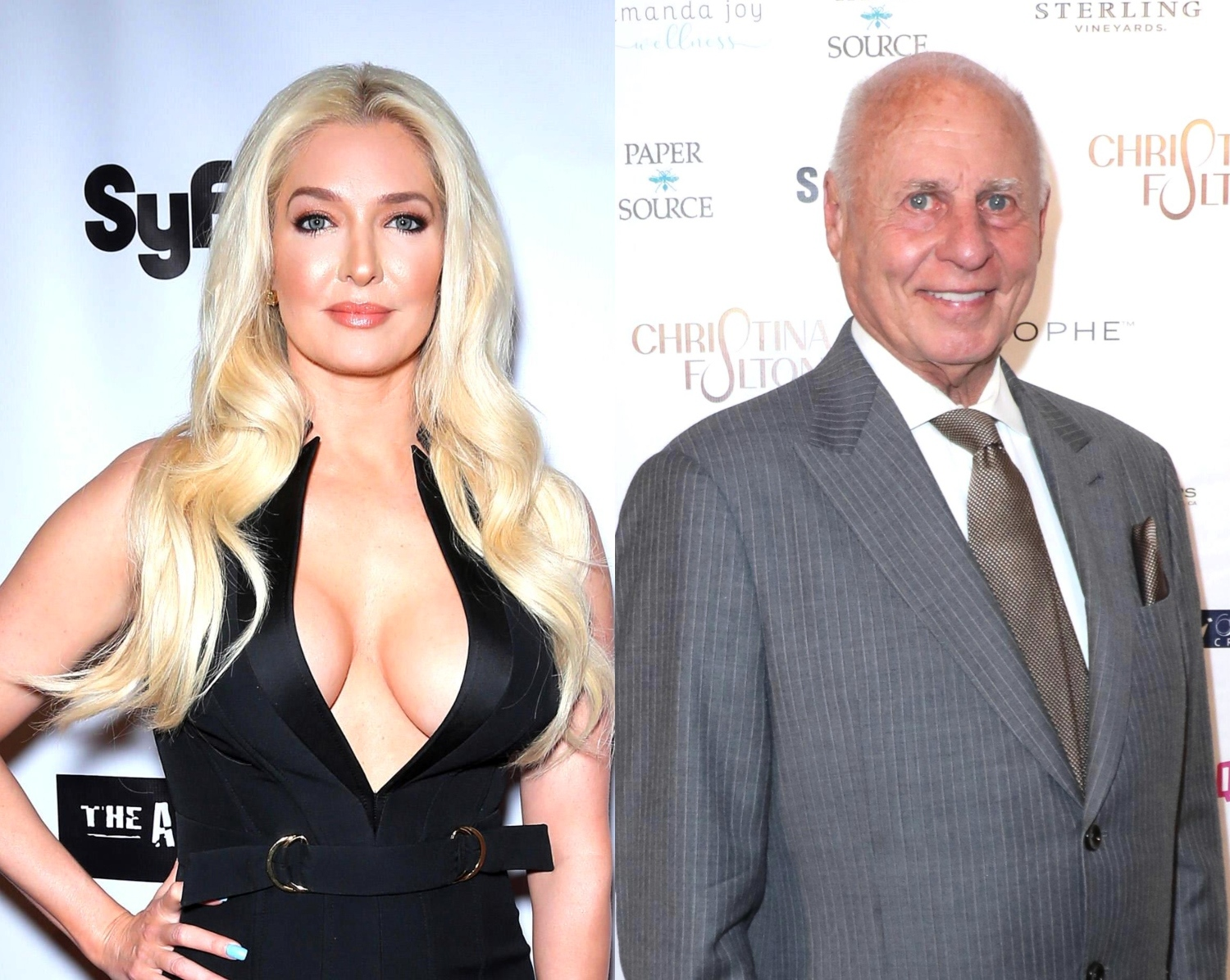 Pasadena Police Have No Record of Tom Girardi's Car Accident as Erika Jayne's Account is Questioned as Journalists Have No Evidence of Crash