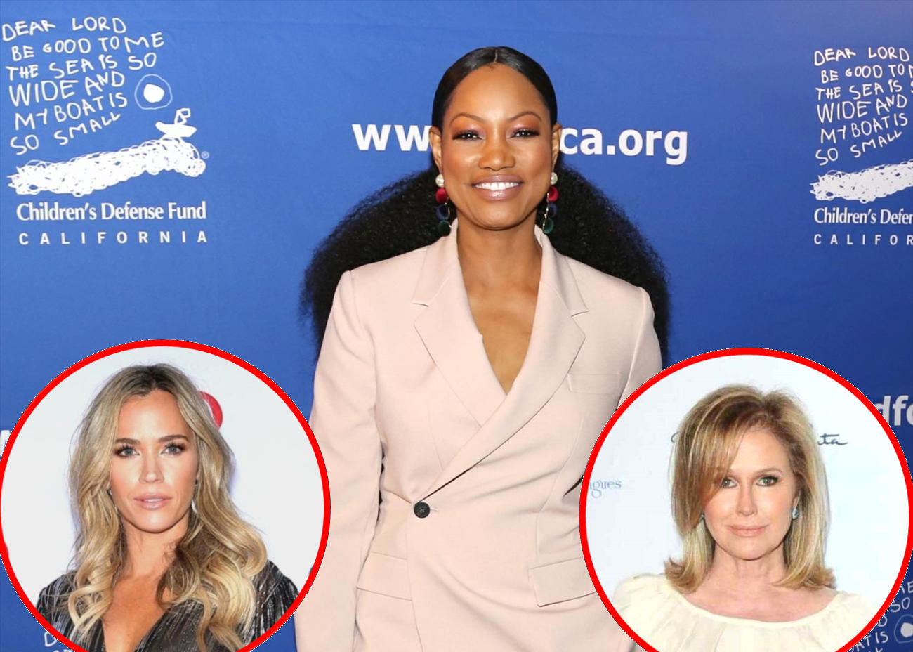 Garcelle Beauvais Calls Out Cast for Ganging Up on Sutton, Shades Fox Force Five and Questions Teddi's Cameo on RHOBH, Plus Kathy Hilton Clarifies Comment About Teddi