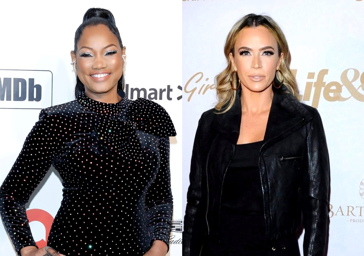 Garcelle Beauvais Responds to Teddi's Claim That She Complained About Her RHOBH Cameo as Teddi Suggests Costar is Phony and Explains Why Her Presence Makes Sense