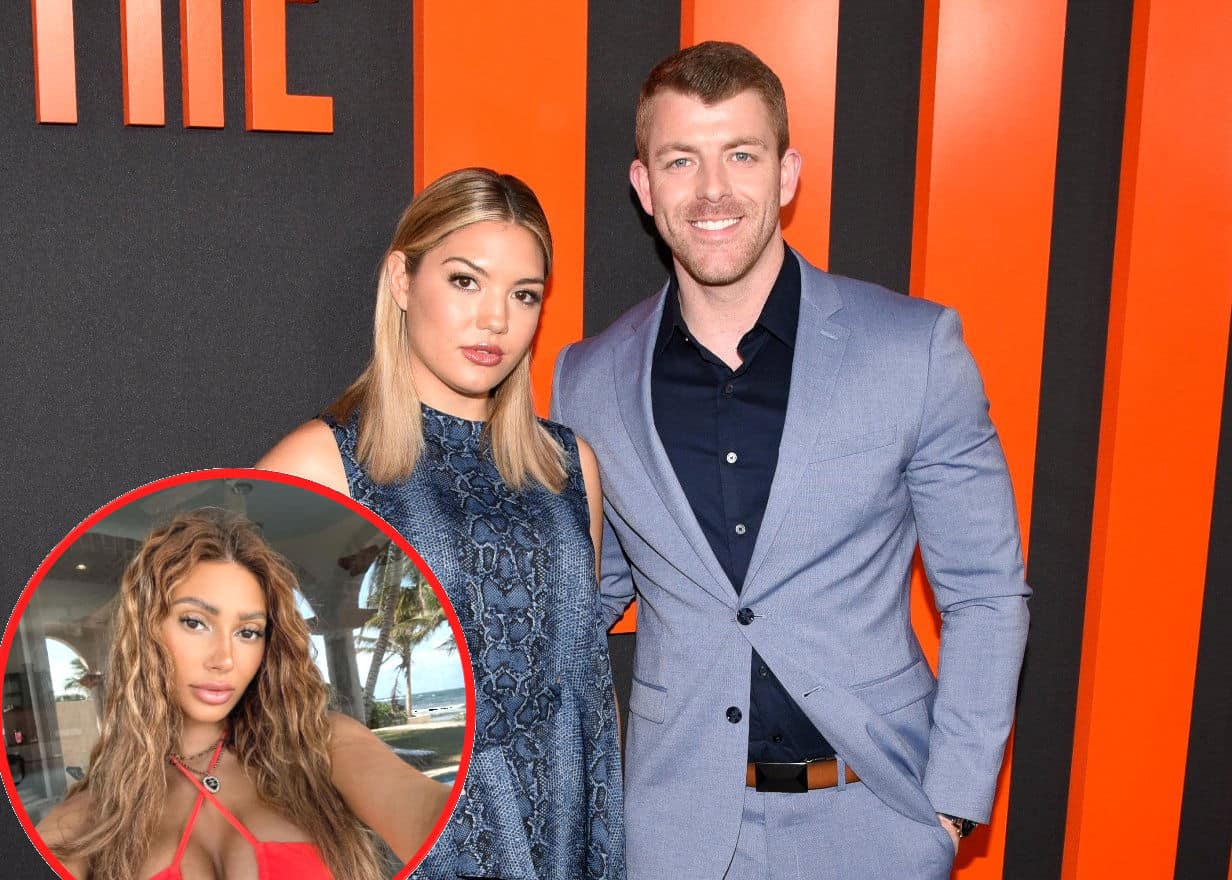 Love is Blind's Giannina Gibelli Reveals Relationship Status Following 'After the Altar' Drama With Damian Powers and Francesca Farago