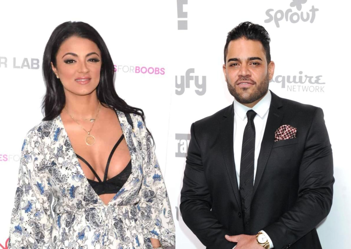 """Golnesa """"GG"""" Gharachedaghi Reacts to Mike Shouhed's """"Lochnesa"""" Diss and Teases Major Drama at Shahs of Sunset Reunion, Plus Destiney Calls Out Mike's """"Ego"""""""