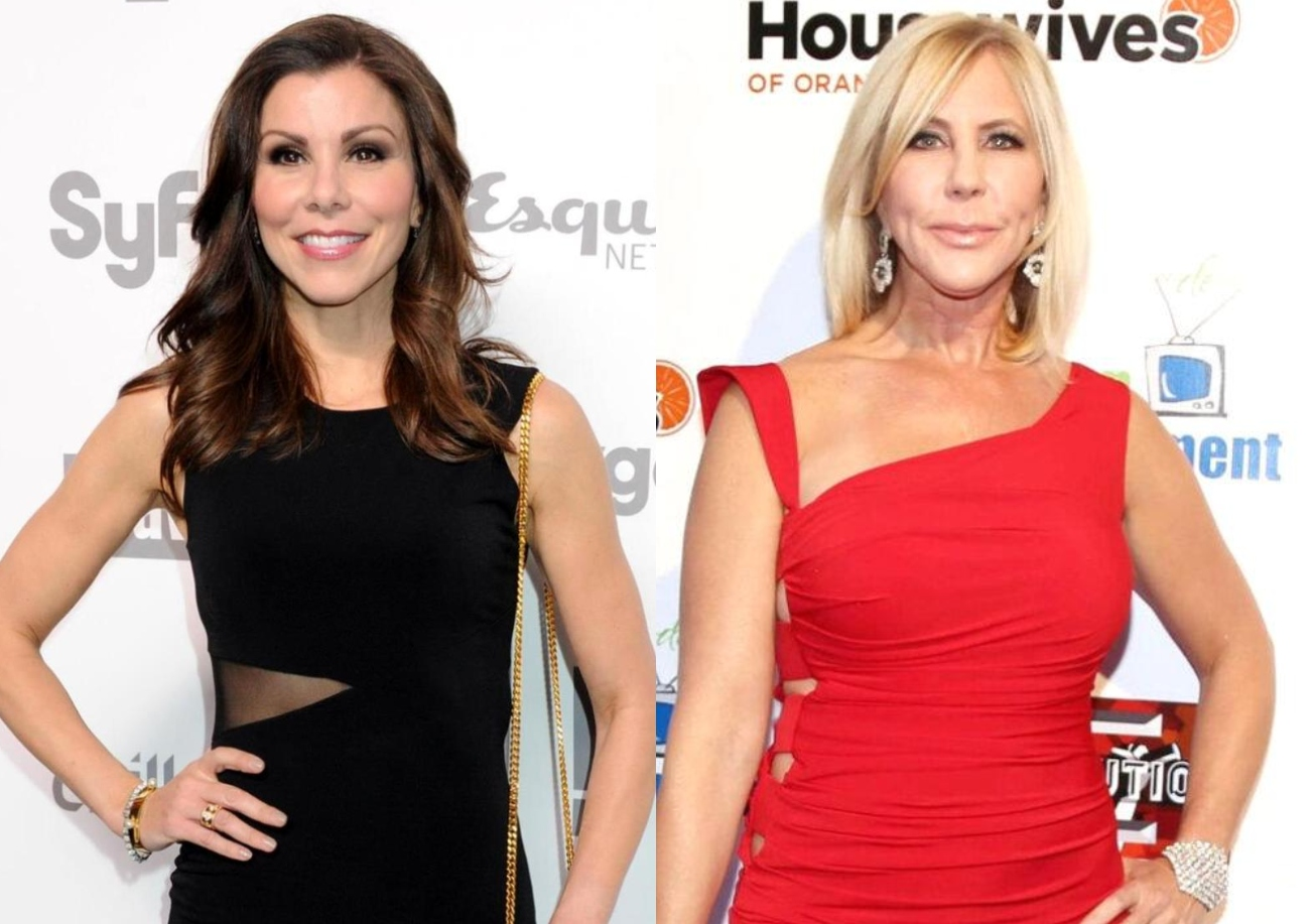 PHOTO: Heather Dubrow Reunites With Vicki Gunvalson Amid Production on RHOC Season 16, Was Their Outing Was Filmed?