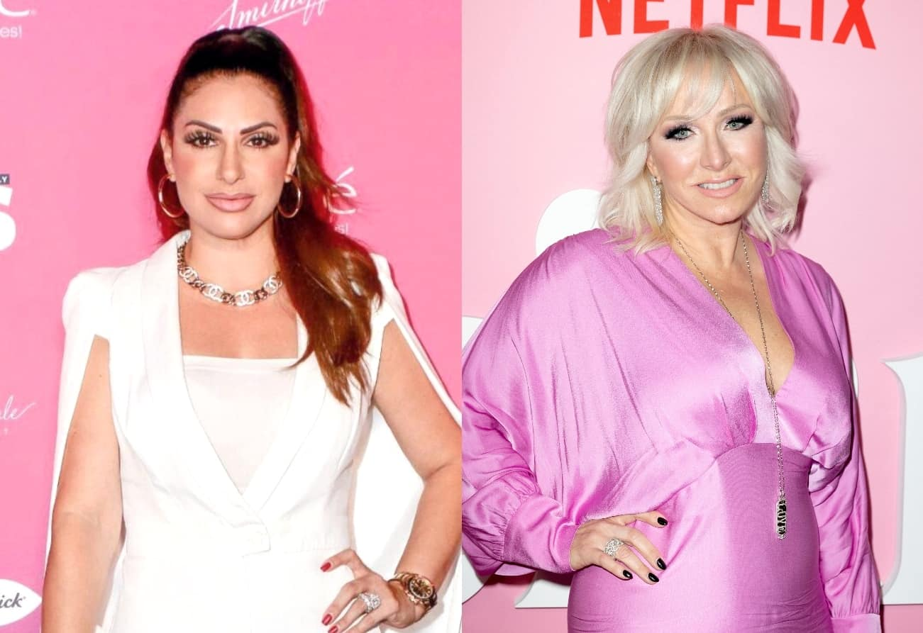Report Claims a RHONJ Husband Had Affair Years Ago, Plus Did Jennifer Aydin Throw Wine at Margaret Josephs During Filming?