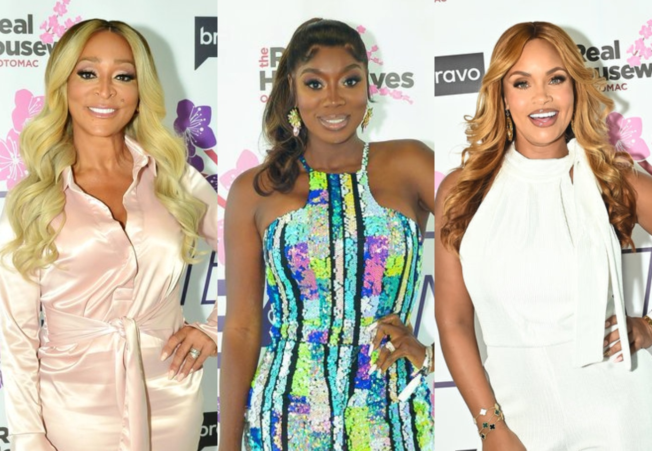 RHOP's Karen Huger Defends Herself Against Claims of Stealing Wendy Osefo's Candle Idea, Slams Gizelle Bryant for Deflecting as Mia Thornton Weighs In