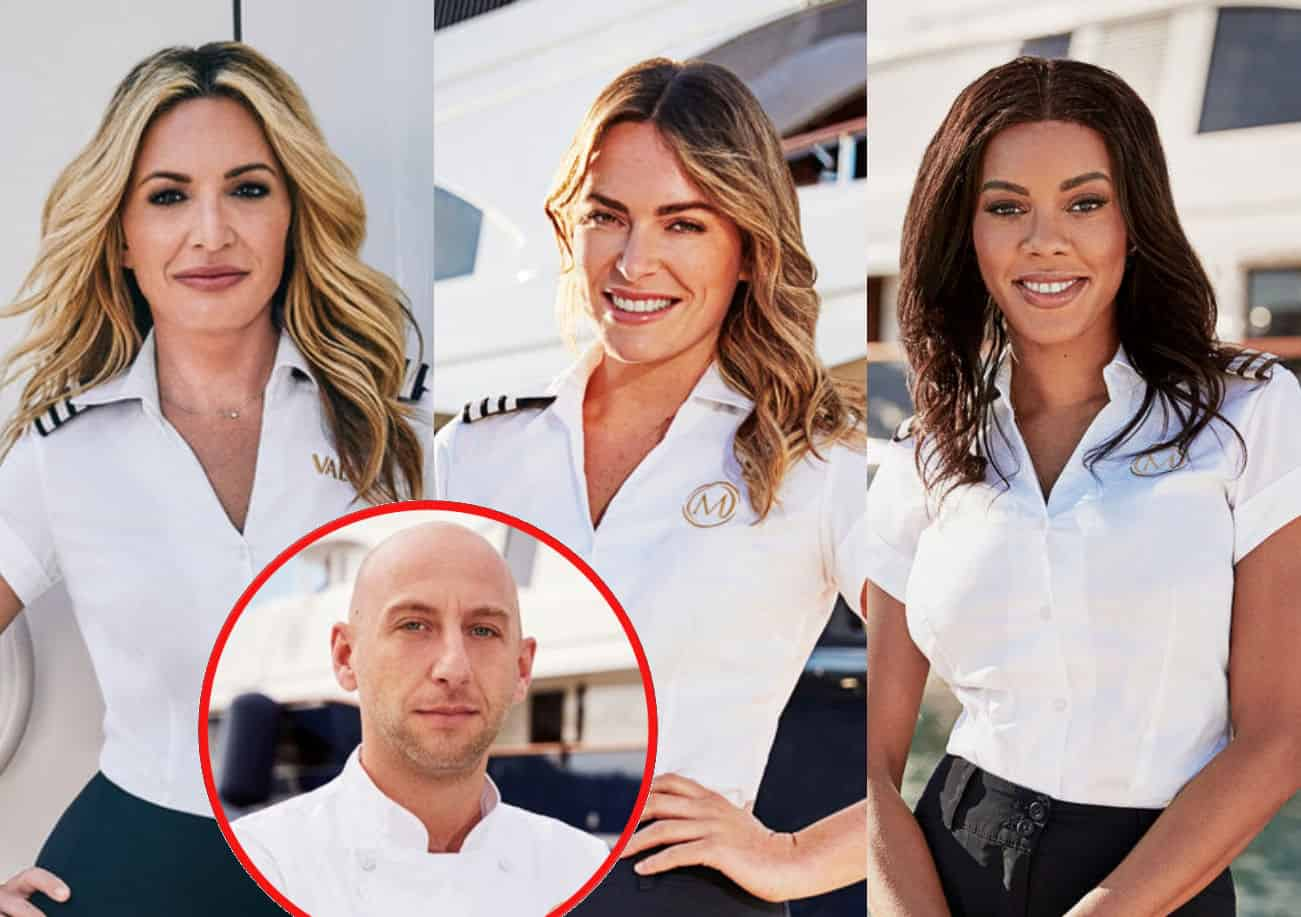 Kate Chastain Reveals Mistake Katie Flood Made With Lexi on Below Deck Med, Says Yachting Isn't for Lexi and Explains How Katie Should Have Handled Chef Mathew
