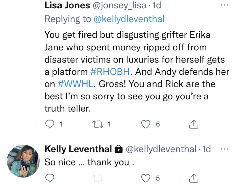 RHOC Kelly Dodd Responds to Andy Cohen Being Slammed for Supporting Erika Jayne