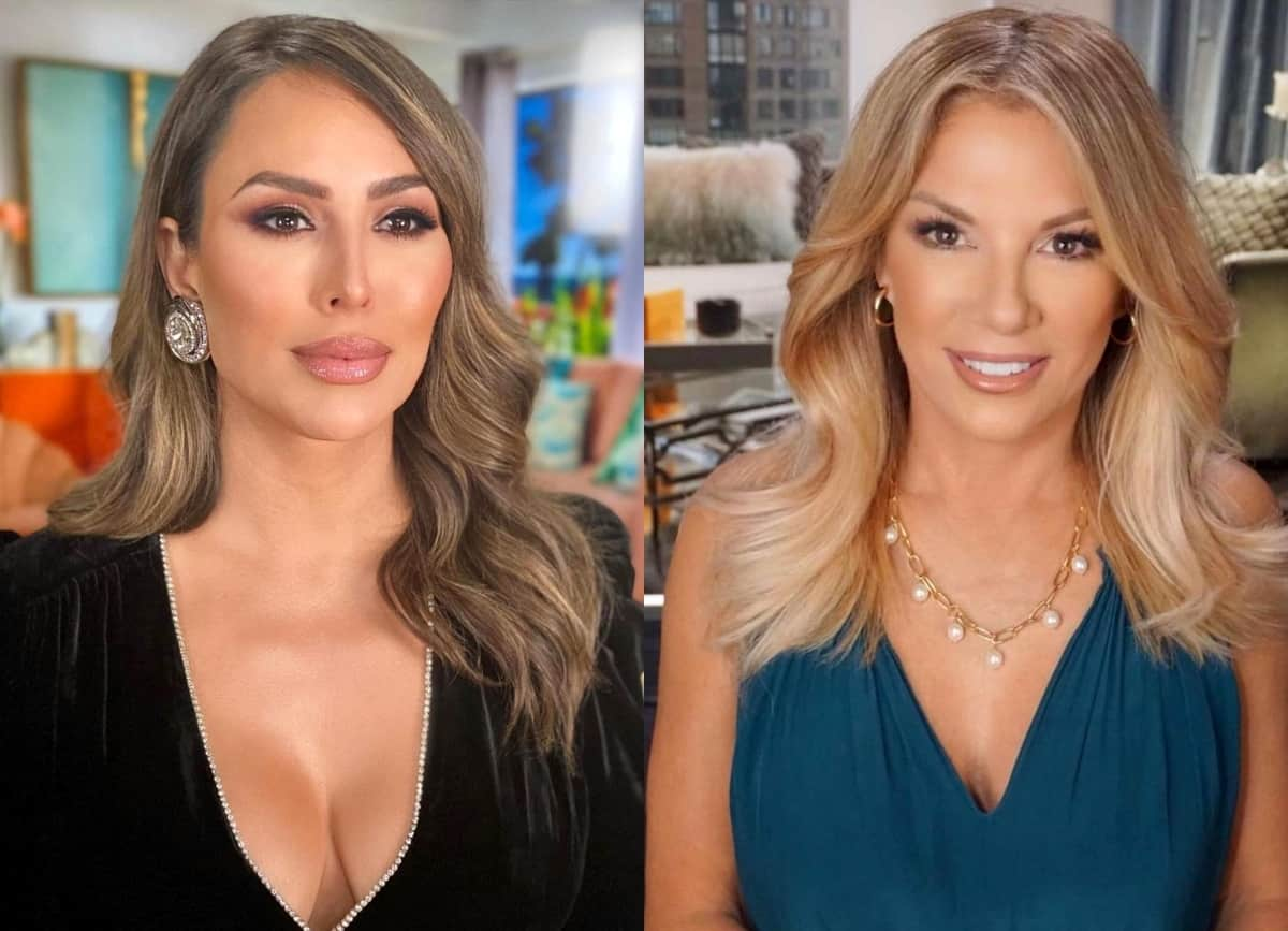 """Kelly Dodd Claims Ramona Singer """"Isn't Panicked"""" Amid RHONY Firing Rumors """"At All,"""" Plus Live Viewing Thread"""