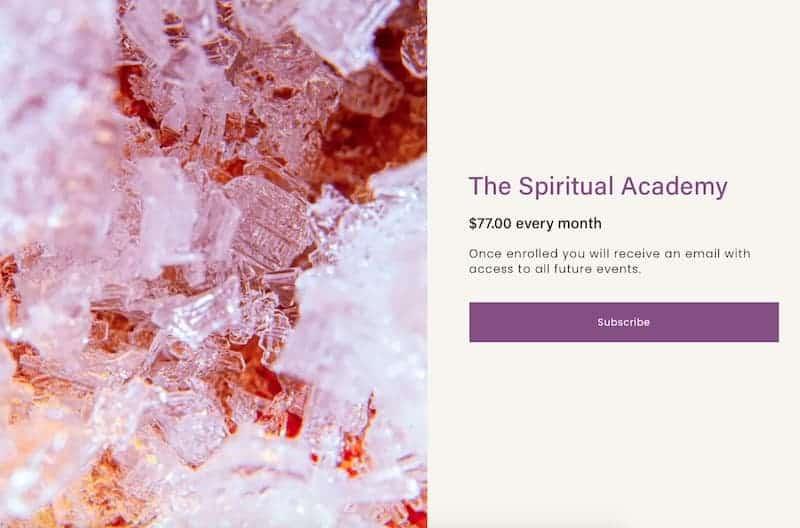 Don't Be Tardy Kim Zolciak's Spiritual Academy Costs $77 Per Month