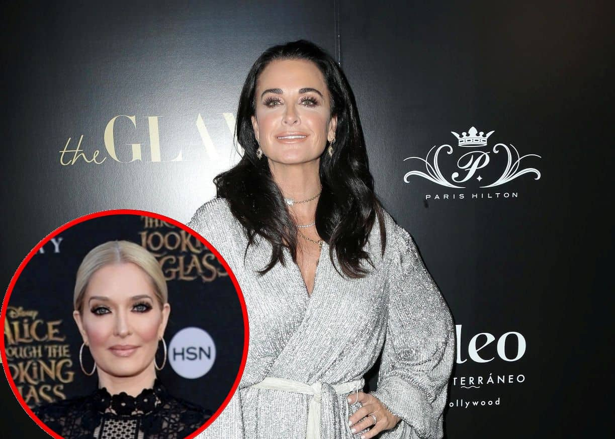RHOBH's Kyle Richards Claps Back at Claims of Being More Concerned for Erika Than Thomas' Victims, Reacts to Mauricio Being Labeled as Hottest Husband