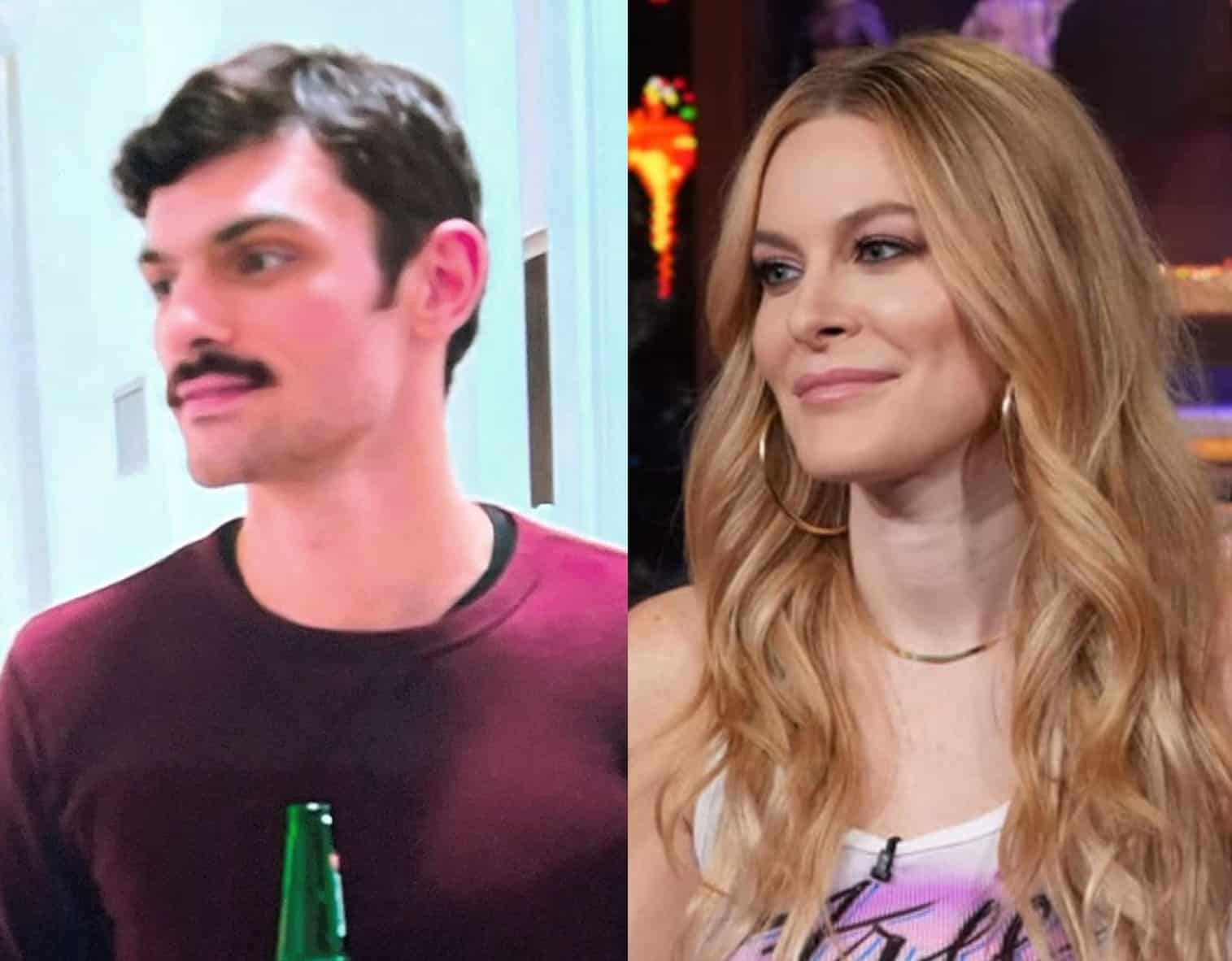 """RHONY Fans Go Wild Over Leah McSweeney's """"Hot"""" Brother Daniel McSweeney, See His Modeling Photos Plus Find Out if He's Single!"""