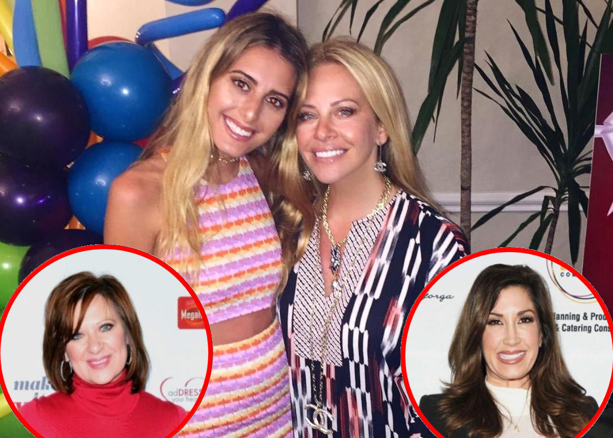 """RHONJ Alum Dina Manzo's Daughter Lexi Shares Update on Relationships With Caroline and Jacqueline, Talks """"Career Goals"""" and Explains """"BohoChicken"""""""