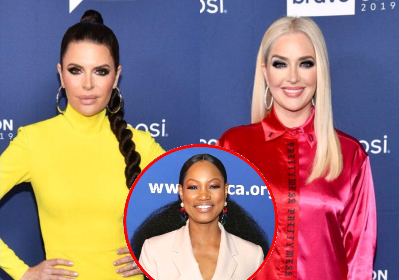 'RHOBH' Lisa Rinna Explains Why She's Supportive of Erika Jayne Amid Legal Drama, Addresses Rumors Erika Invested $5 Million In Rinna Beauty and Shades Garcelle as Erika Reacts