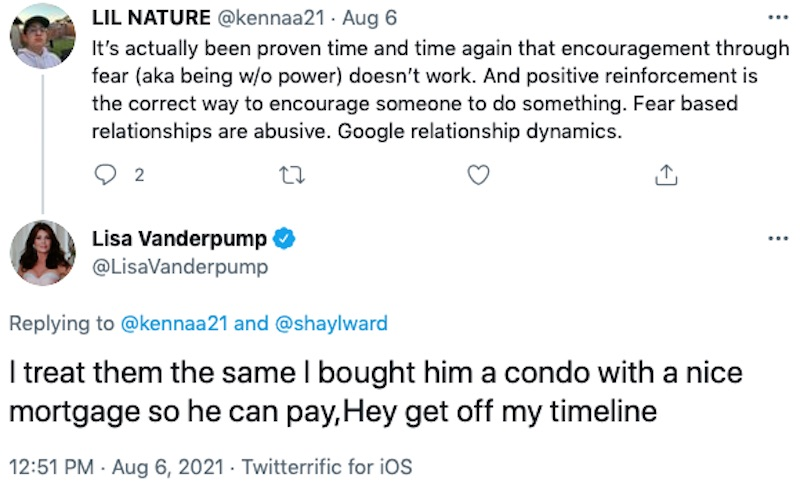 RHOBH Lisa Vanderpump Insists She Treats Kids the Same