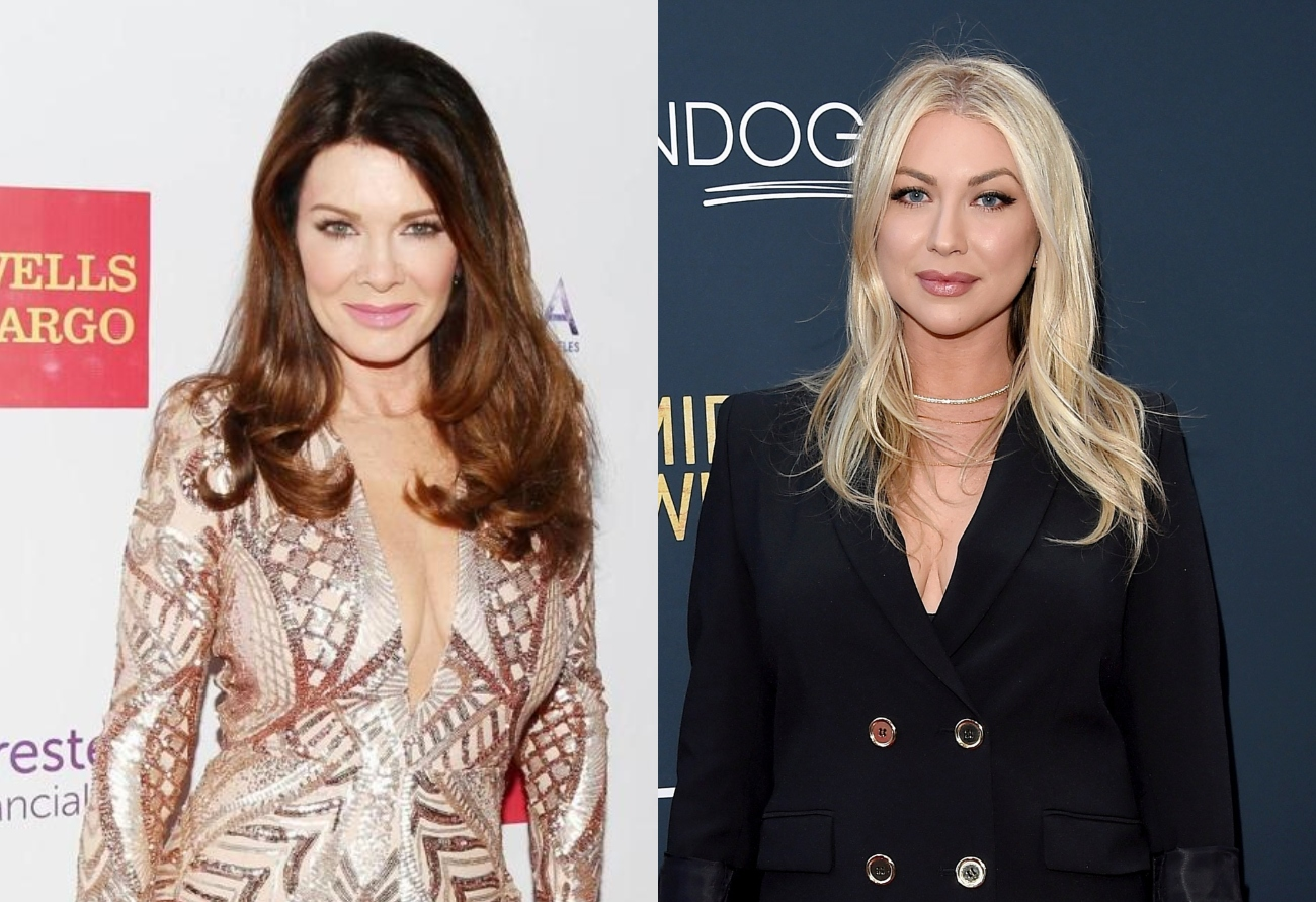 """Lisa Vanderpump Details Run-In With Stassi Schroeder, Explains Where She Stands With Fired Pump Rules Stars and Says Viewers Won't """"Even Notice"""" Absences"""