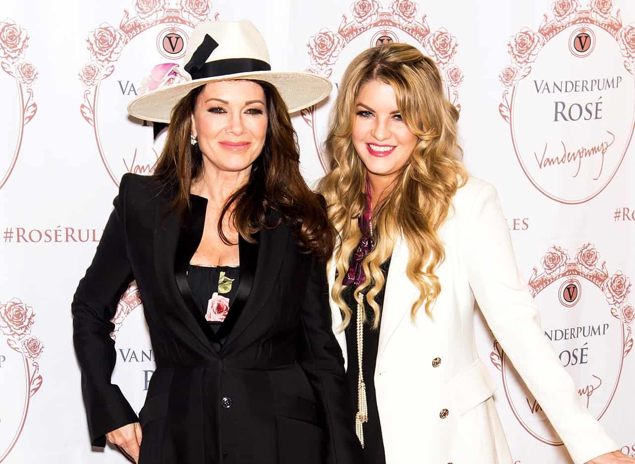 PHOTO: Lisa Vanderpump to Become a Grandmother as Daughter Pandora Announces She's Expecting First Child and Debuts Baby Bump