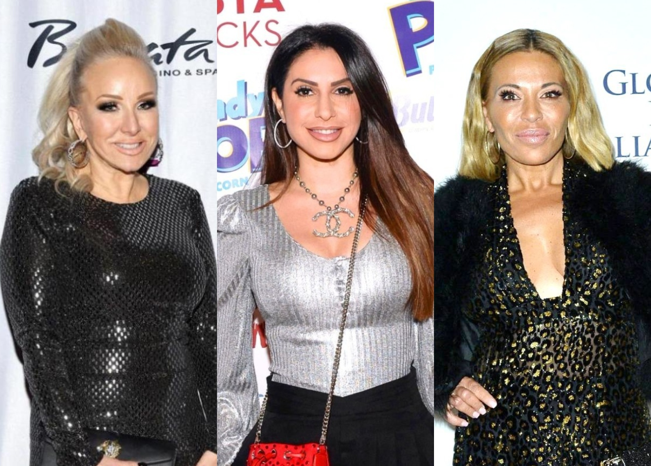 """Margaret Josephs Confirms Drama With Jennifer Aydin, Teases """"Scuffle"""" Among RHONJ Cast, And Hints That Dolores Catania Had to Be """"Held Back"""""""