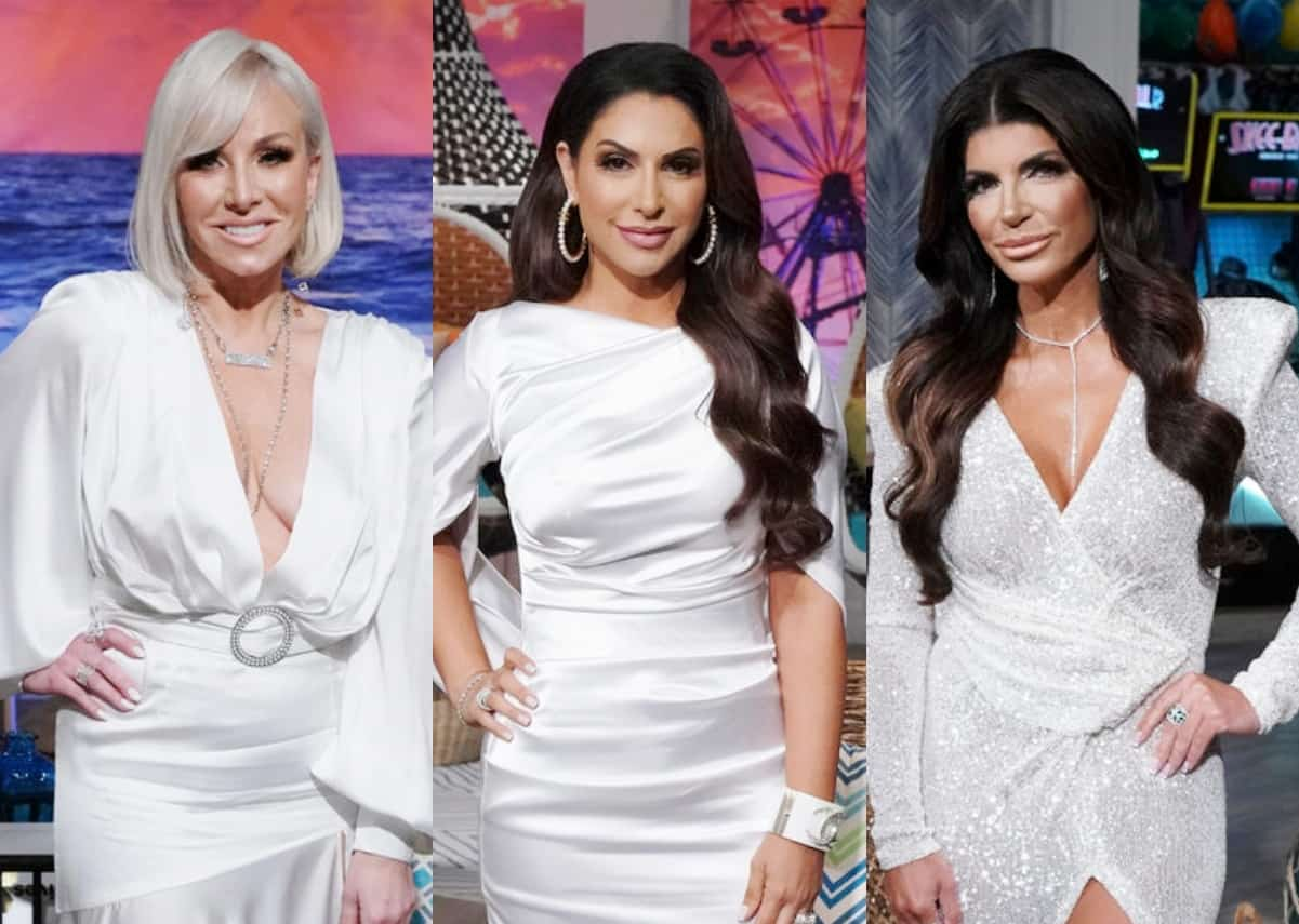 """REPORT: Margaret Josephs Accuses Jennifer Aydin of Cheating on Husband Amid RHONJ Filming as Jennifer Feels """"Betrayed"""" by Cast, Did Teresa Side With Her?"""