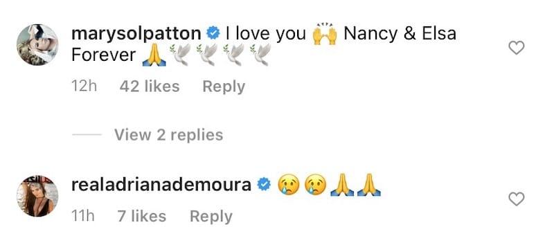 RHOM Marysol Patton and Adriana de Moura React to Alexia's Mom's Death