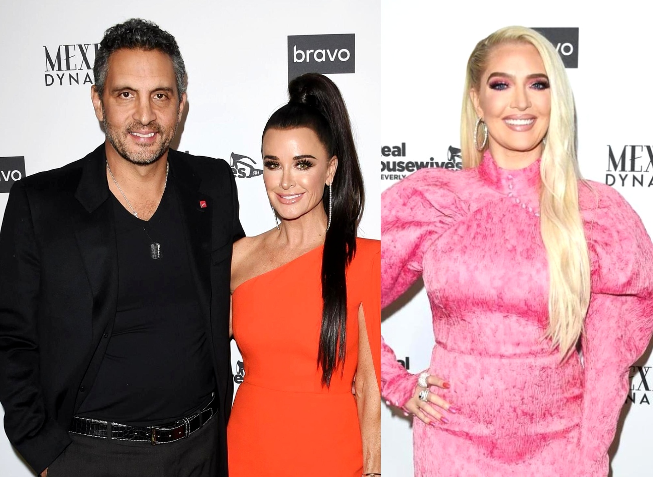 """RHOBH's Kyle Richards Shares What Mauricio Thinks Erika Knew, Explains Financial Status of Their Marriage, and Admits She Gets """"Scared"""" to Talk About Scandal"""