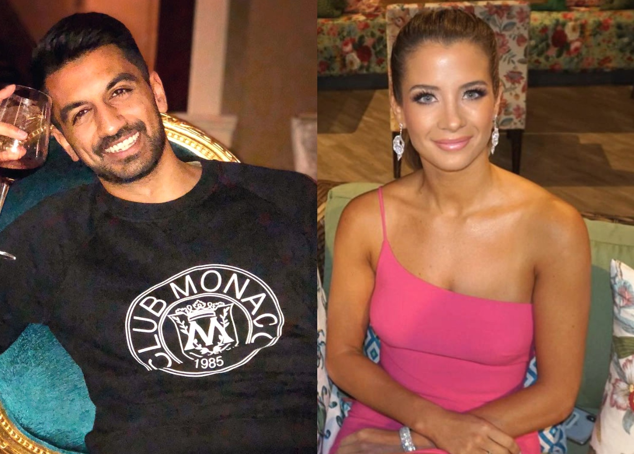 Ex-Southern Charm Star Metul Shah Unfollows Naomie Olindo, Deletes Her Recent Pics After Messy Split