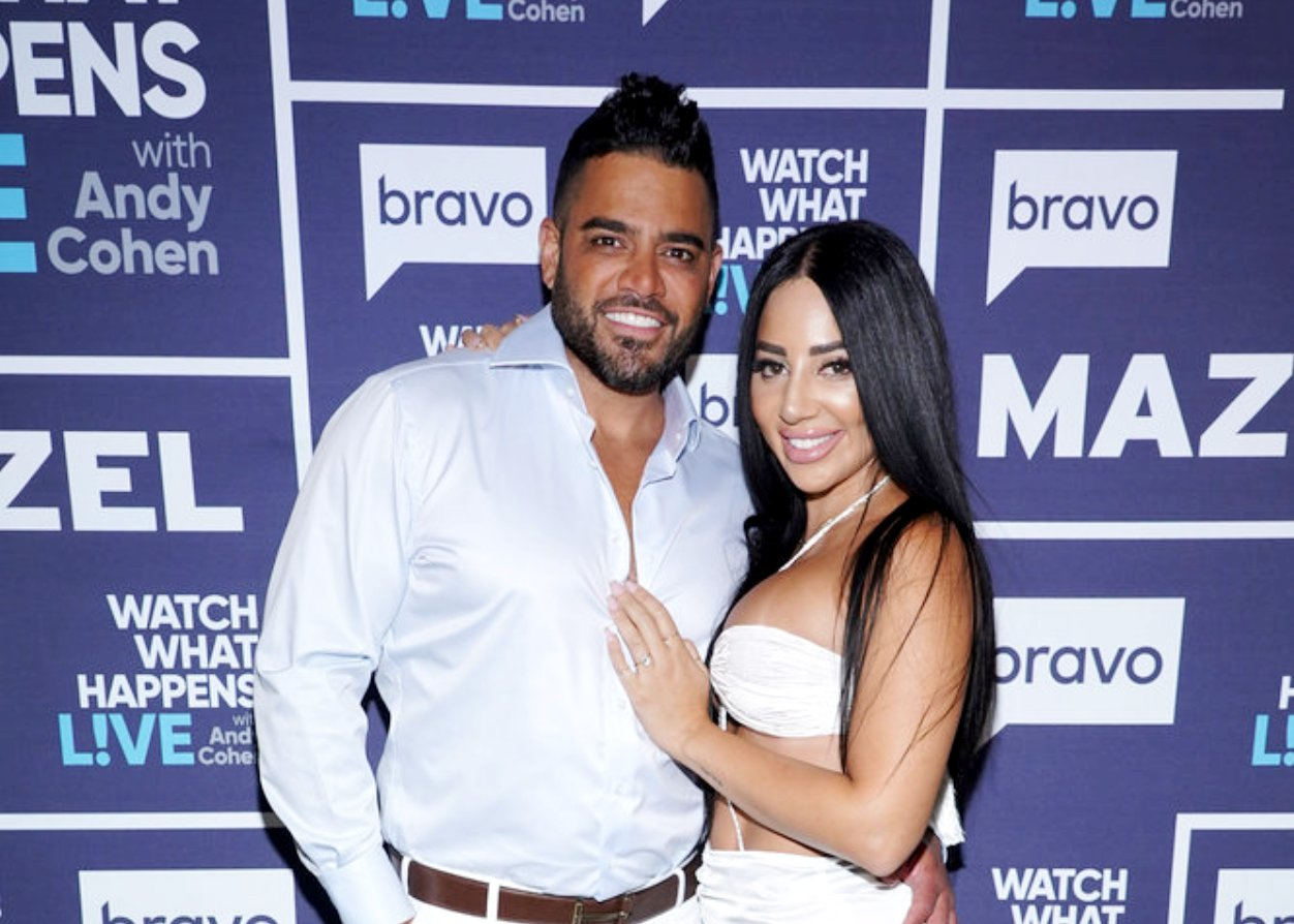 Mike Shouhed and Paulina Ben-Cohen engaged