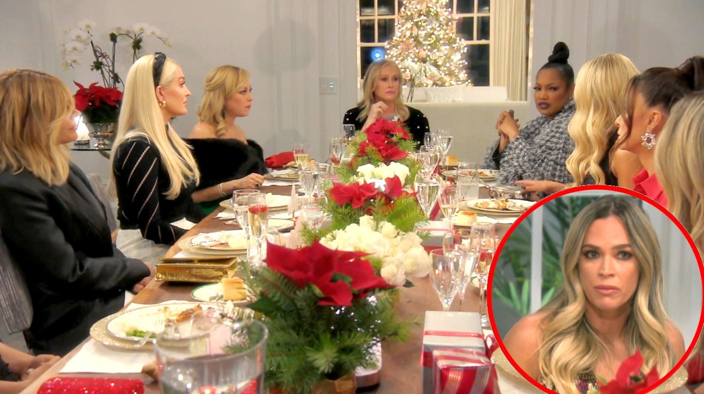 RHOBH Recap: Sutton Questions Erika About Embezzled Money, Garcelle Calls Out Dorit for Being Two-Faced and Teddi Attends Kyle's Christmas Dinner