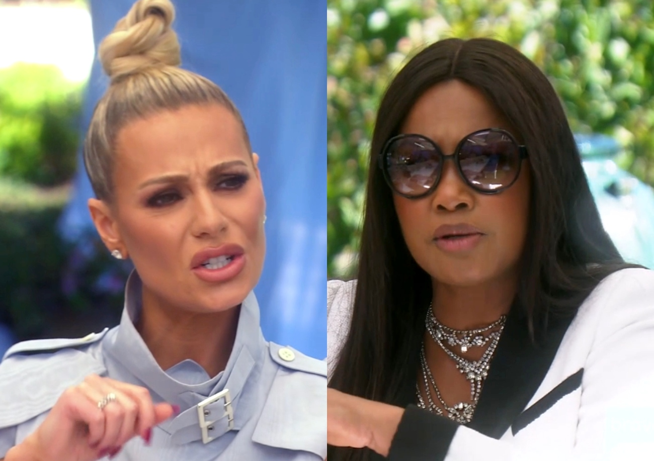 RHOBH Recap: Garcelle Tells Dorit F**k You, Erika Reveals How She Found Out About Tom's Affair, Plus Kathy and Kyle Bond After Years-Long Feud