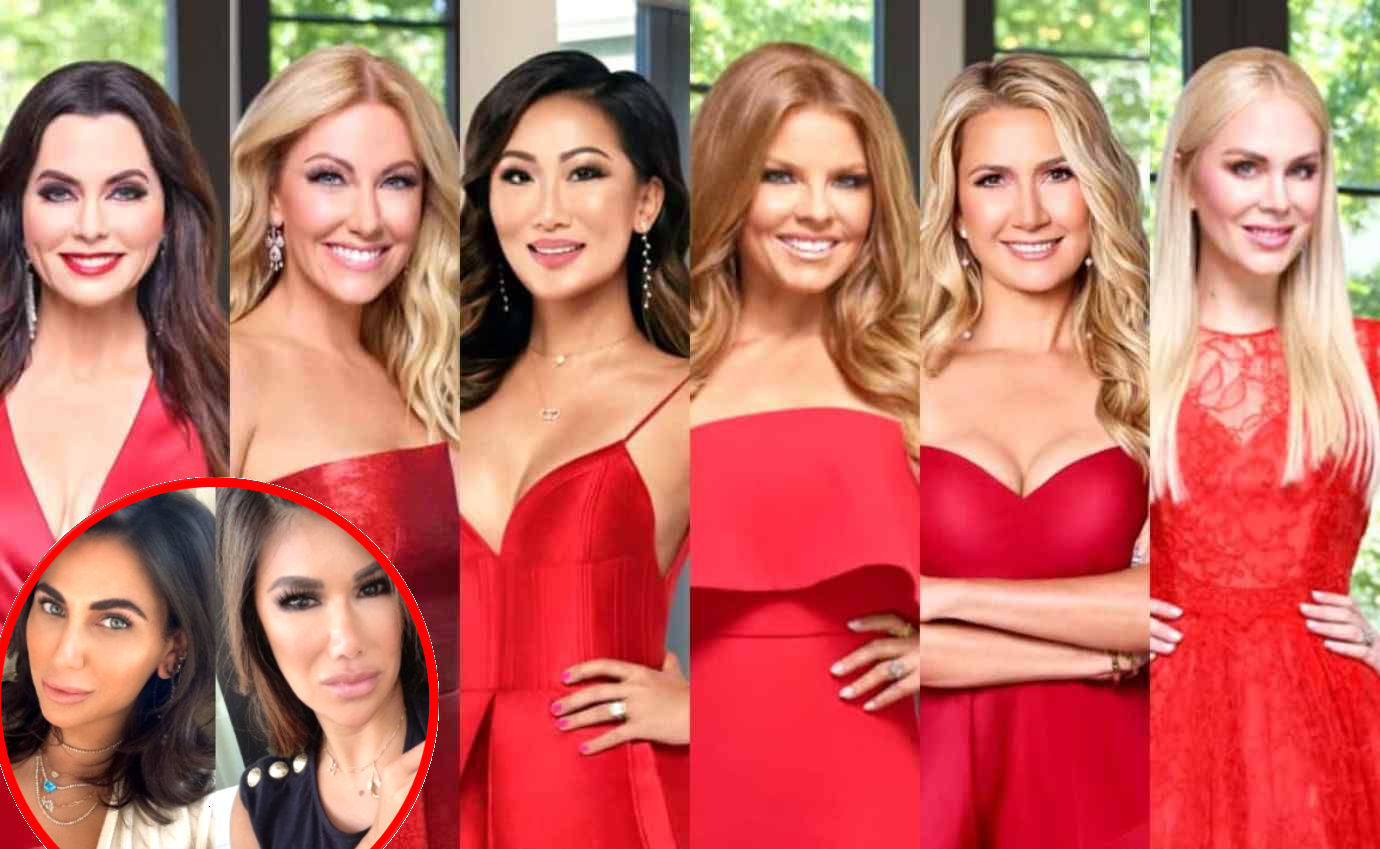 RHOD Newbies Confirm They Were Test Filming Before Series' Cancellation, Hint at Which Cast Members Were Asked Back
