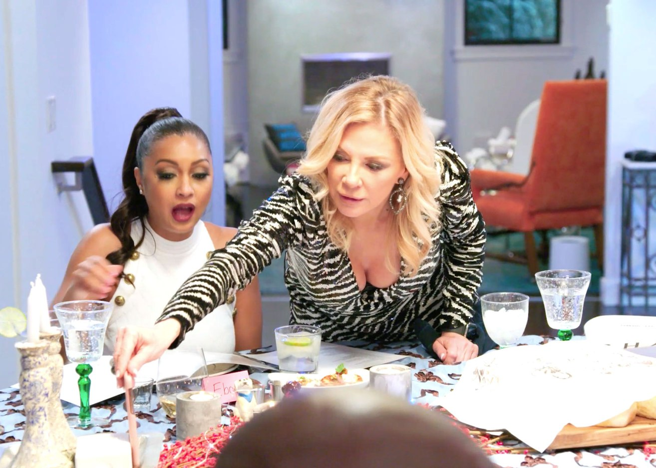 RHONY Recap: Ramona Gets Defensive During Conversation at Eboni's Black Shabbat Dinner and Sonja Goes on a Blind Date