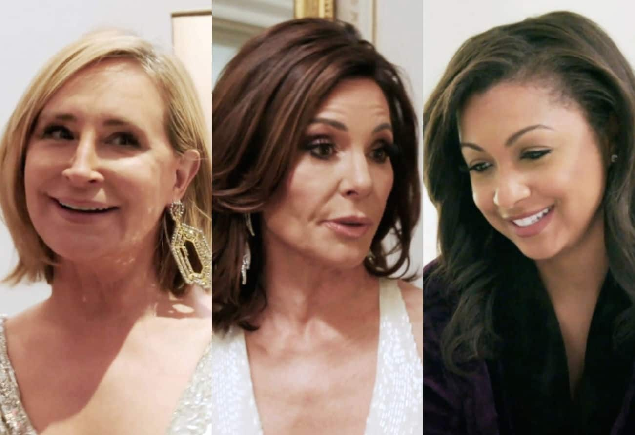 Sonja Lies About Tryst With Dillon as Luann Opens Up About Split From Garth and Films Music Video, Plus Eboni Gets Her DNA Results