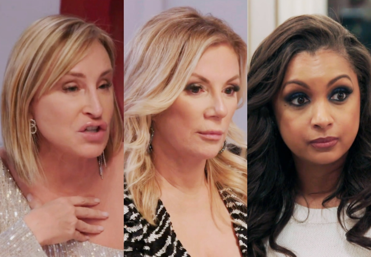 RHONY Recap: Sonja Goes Off on Ramona and Pees in Hostess Archie's Driveway, Plus Eboni Discovers Identity of Her Birth Father