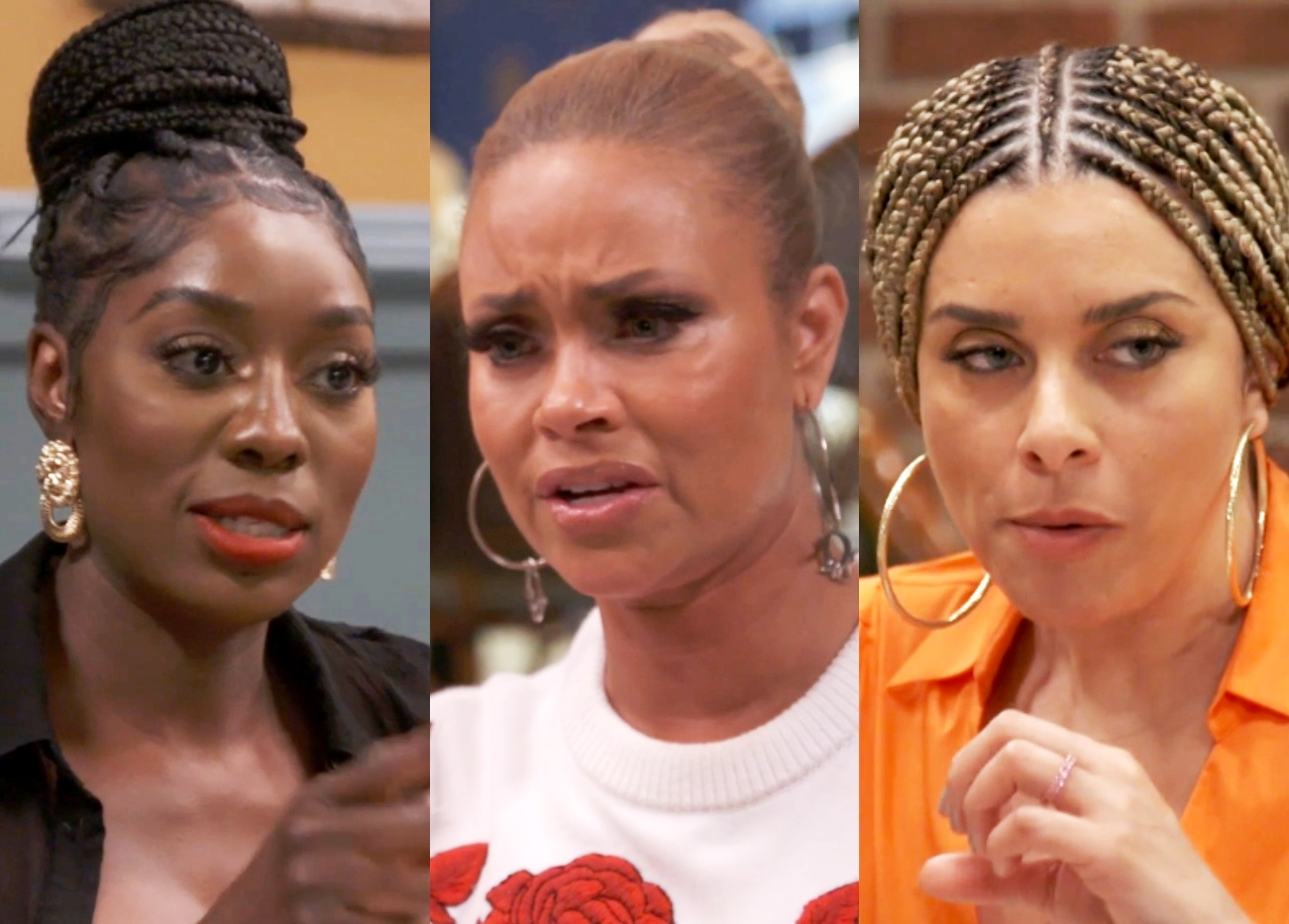 """RHOP Recap: Gizelle and Robyn Question Wendy About Her """"Sudden Change"""" and Suggest She 'Lacks Substance' as Robyn Opens Up About Her """"Seasonal Depression"""""""
