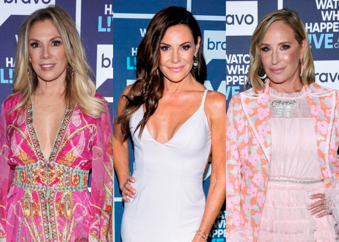 REPORT: RHONY's Ramona Singer, Luann de Lesseps, and Sonja Morgan Offered 'Friend' Roles for Season 14 as Bravo Considers Shelving Series Until Late 2022