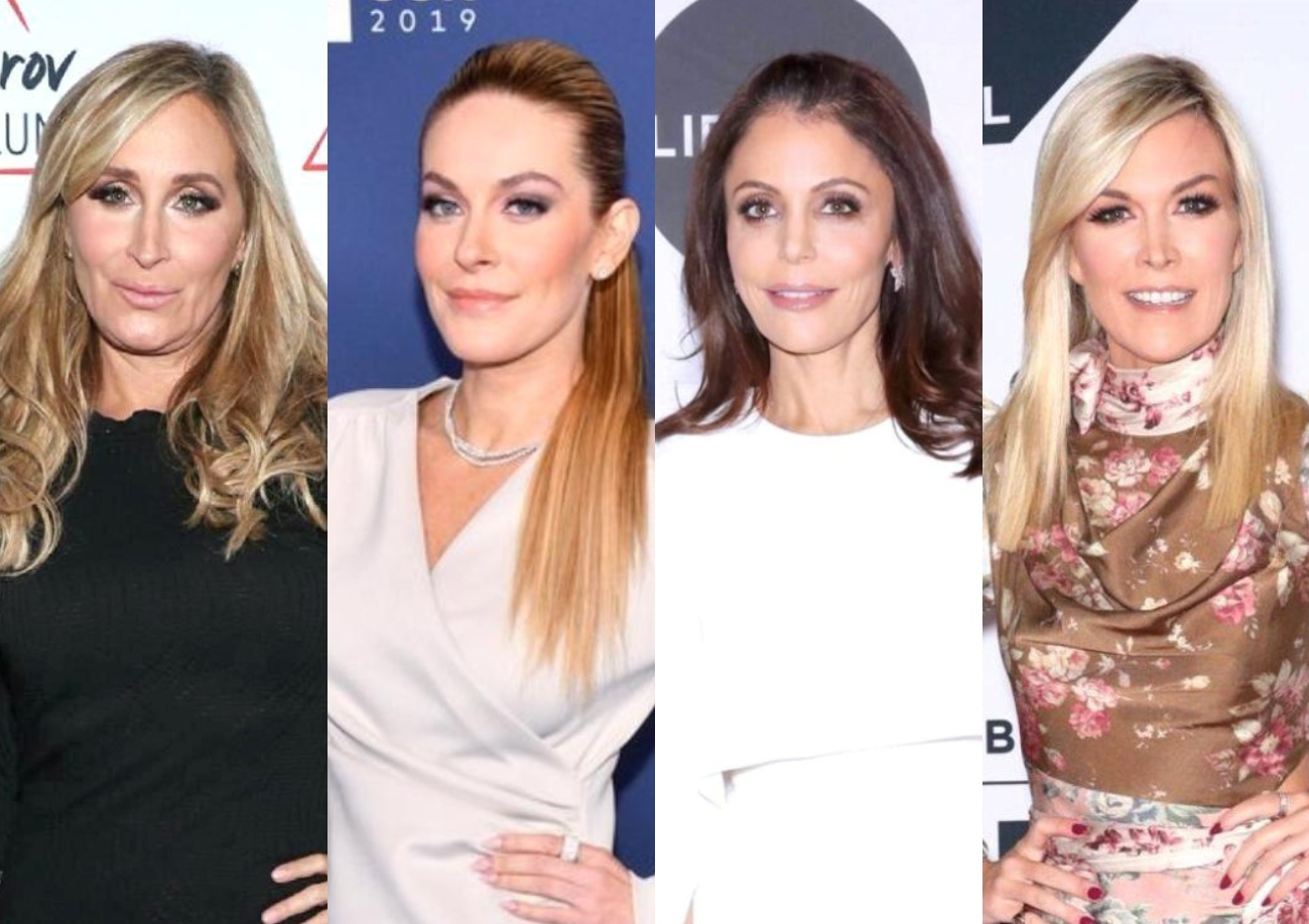 Are Sonja Morgan and Leah McSweeney Being Fired to Make Room for Bethenny and Tinsley's Returns? Insider Speaks Amid Shakeup Rumors, Plus RHONY Live Viewing Thread