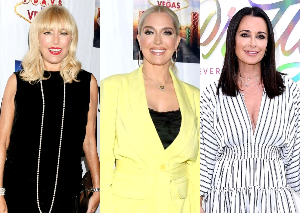 """RHOBH's Sutton Stracke Reacts to Erika Jayne Confronation as Kyle Richards Suspects Erika Was """"Embarrassed"""" After Learning of the Cast's Concerns"""