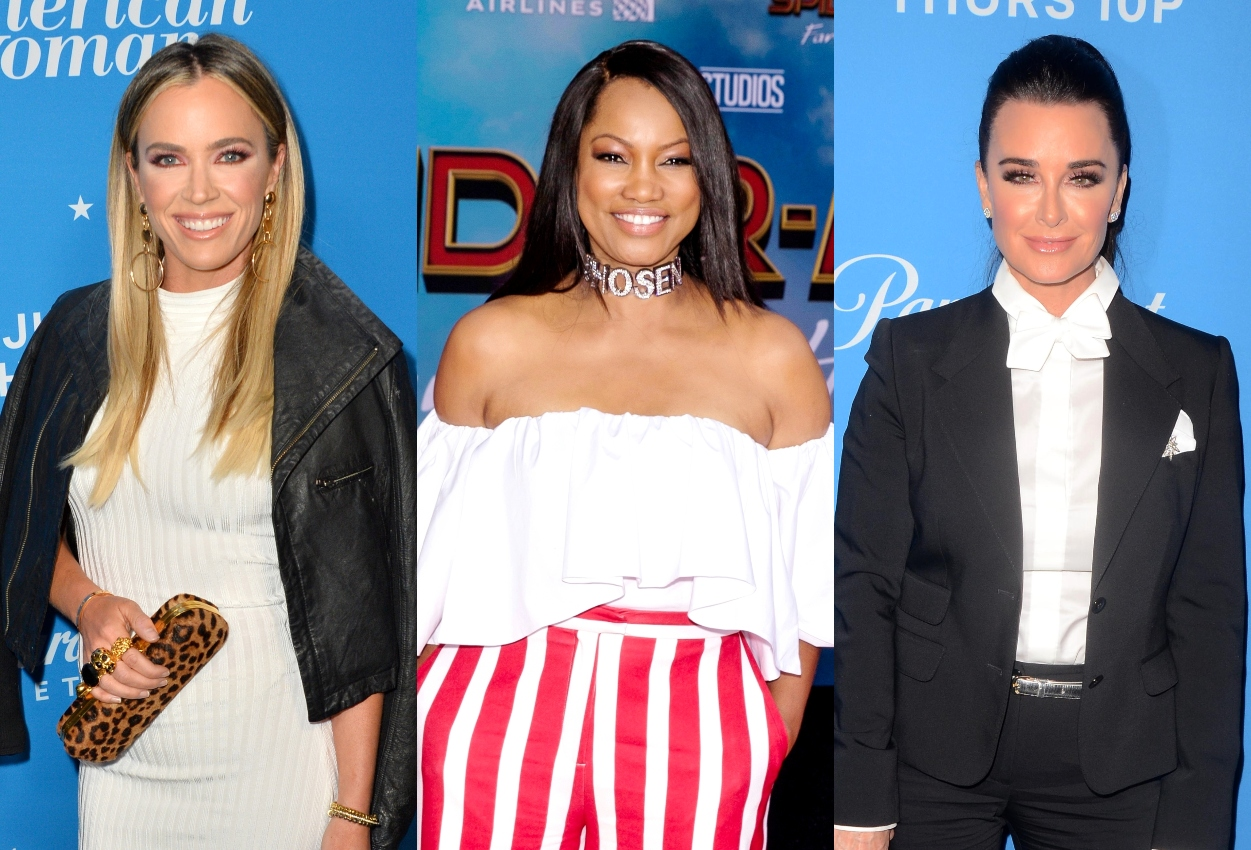 """Teddi Mellencamp Slams Garcelle as """"Mean and Nasty"""" After Off-Camera Comment as Kyle Richards Reacts and Praises RHOBH for Being Tamer Than Other Cities"""