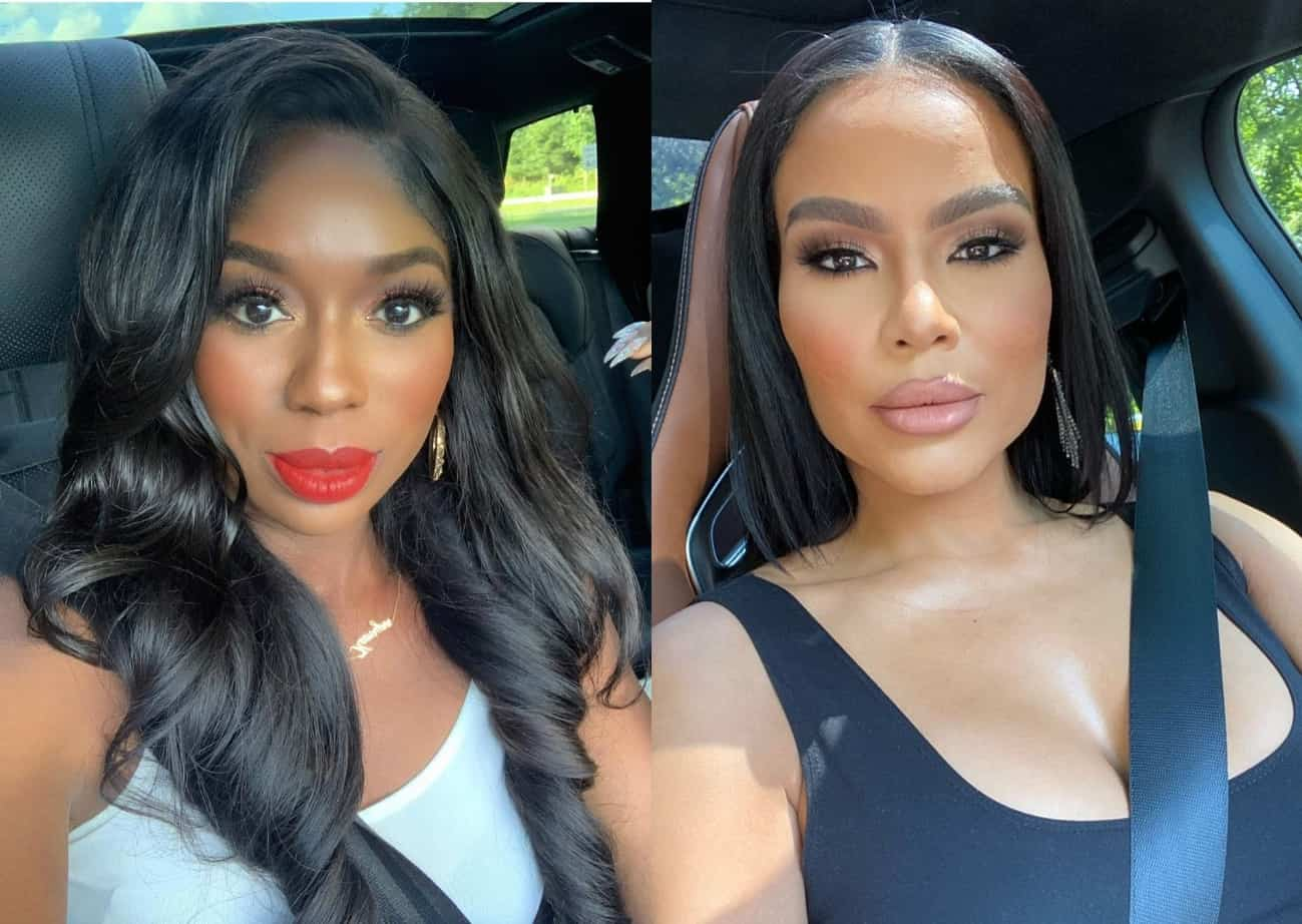 """RHOP's Wendy Osefo Reveals Real Reason Behind Feud With Mia Thornton and """"Big Confrontation"""" That Didn't Air, Plus She Talks Sophomore Season Curse and Drama Ahead, Plus Live Viewing Thread"""