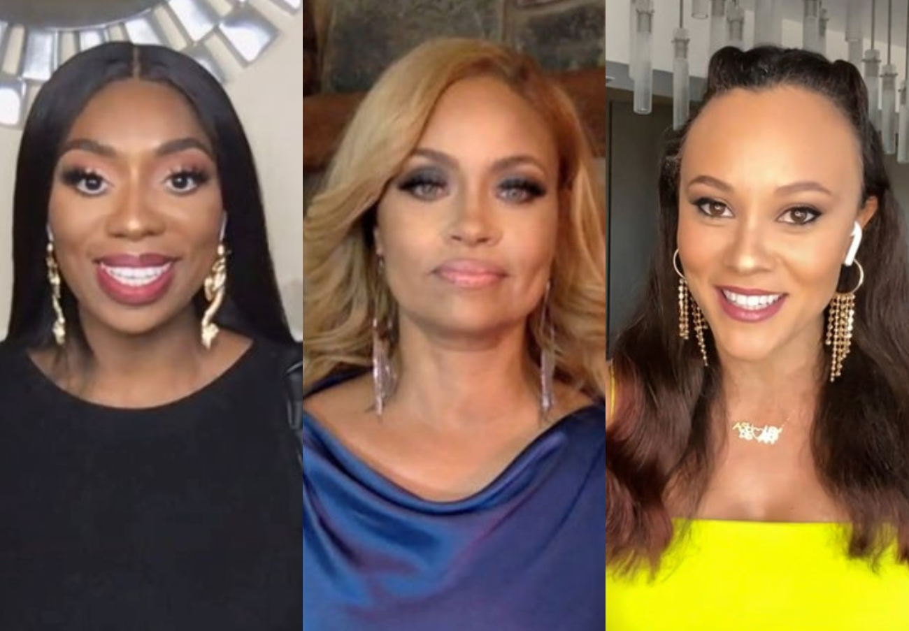RHOP's Wendy Osefo Accuses Gizelle and Ashley of Ganging Up and Faking Concern About Eddie Cheating Rumors as Karen Huger Weighs in