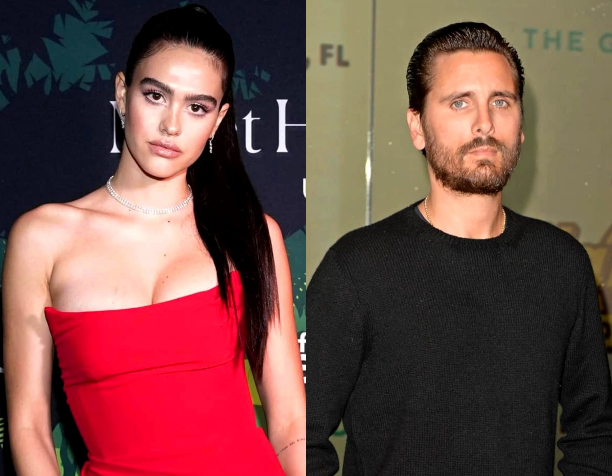 "Amelia Hamlin and Scott Disick Taking Time Apart Amid ""Rough Patch"" Following DM Drama With Kourtney Kardashian, Plus She Wears Shady T-Shirt"
