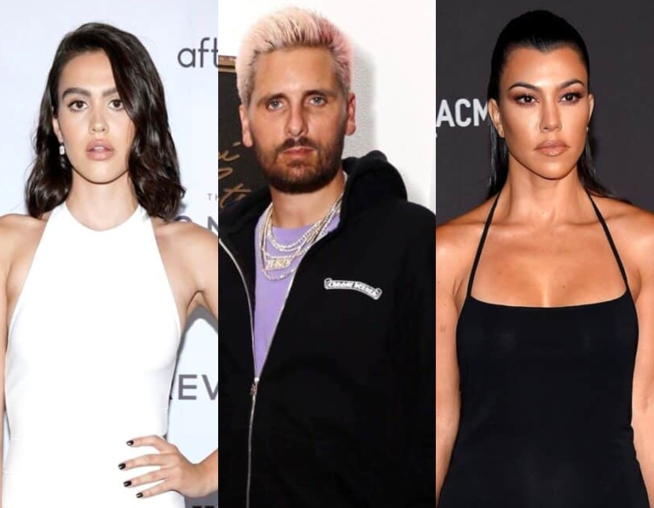"""REPORT: Amelia Hamlin Standing by """"Embarrassed"""" Scott Disick After His DM Mocking Kourtney's PDA is Exposed as Source Claims His Relationship With KUWTK Star Is """"More Strained Than Ever"""""""
