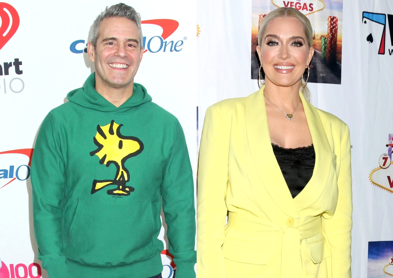 Erika Jayne Fought With Andy Cohen at RHOBH Reunion as Garcelle Beauvais and Lisa Rinna Battled About Race, Plus Erika Requests More Time to Prepare for Court