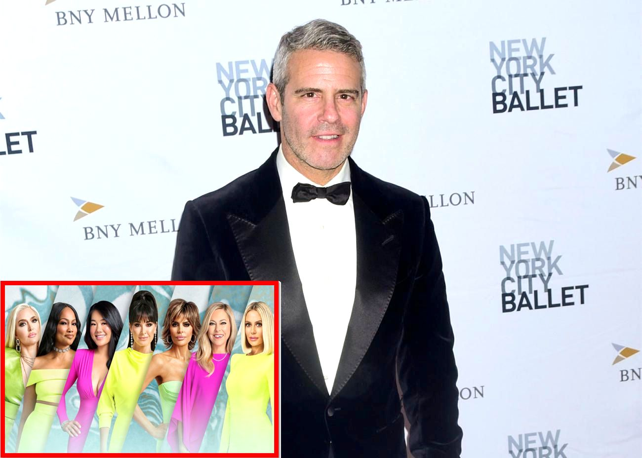 """Andy Cohen Dishes on RHOBH Reunion, Claims Erika Jayne """"Answers Everything"""" as He Reveals Topics Discussed, and Confirms Drama Between Garcelle and Dorit, Plus Footage Leaks"""